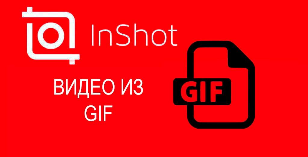 Видео из Гиф
